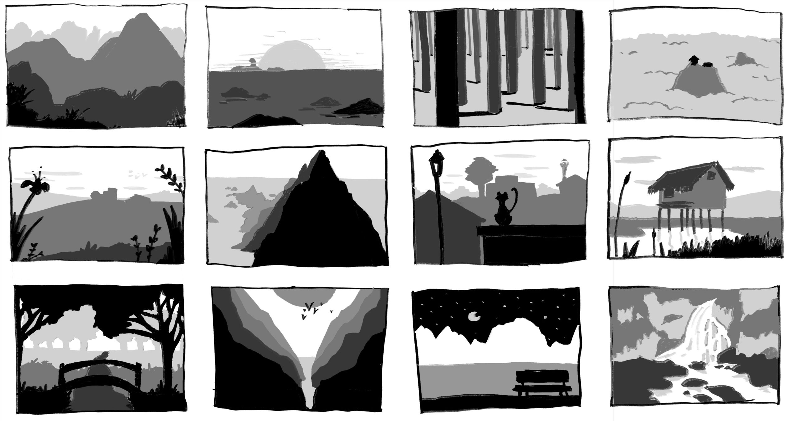 croquis-paysages
